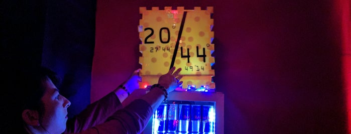 Bar 20/44 is one of non-pretentious party spots in Belgrade.