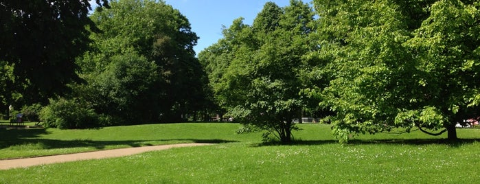 Park Alte Sternwarte is one of Best sport places in Düsseldorf.