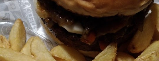 Fox Burger is one of #bethere.