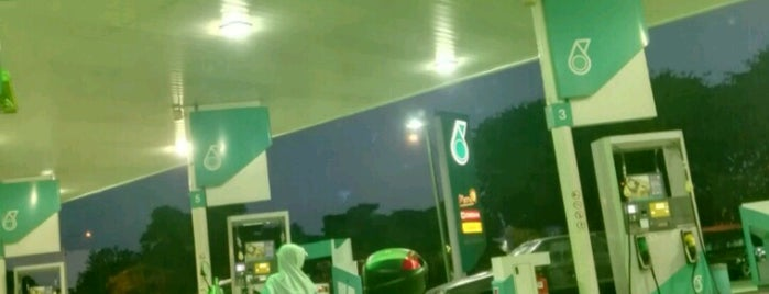 PETRONAS Station is one of Petronas MY.