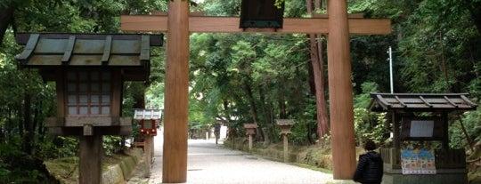 石上神宮 is one of お気に入り.