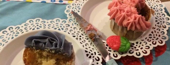 Alma's Cupcakes is one of Desayunos con Diamantes.