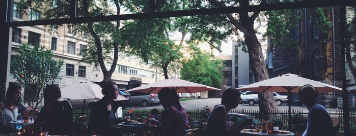 Furco is one of Best Terrasses in Montreal.