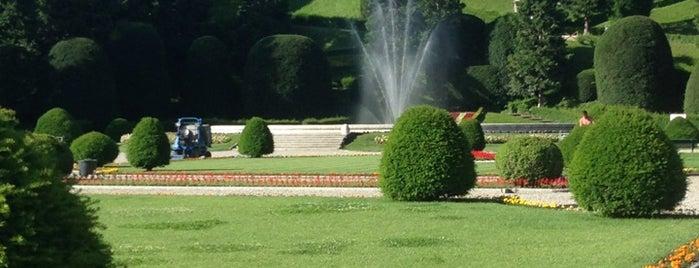 Giardini Estensi is one of Europe.