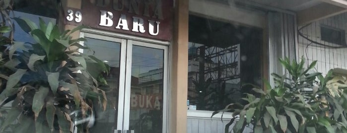 Dunia Baru Chinese Food is one of BandoengKuliner.