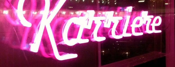 Karriere Bar is one of Copenhagen.