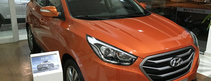 Hyundai Itajaí is one of Itajaí.