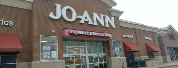 JoAnn Fabrics & Crafts is one of Top picks for Arts & Crafts Stores.