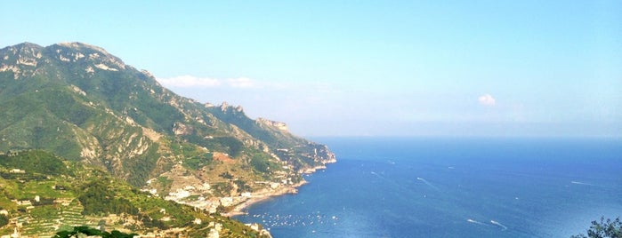 Ravello is one of Napoli.