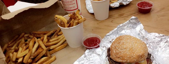 Five Guys is one of Dublin - the ultimate guide.