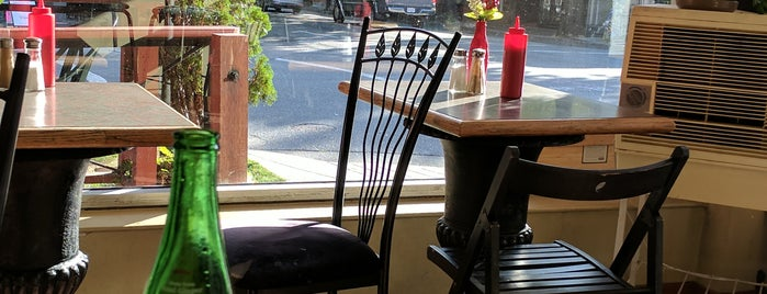The Spot Cafe is one of Tidbits Vancouver 2.