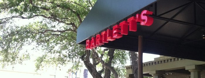 Bartlett's is one of The 15 Best Places for Pies in Austin.