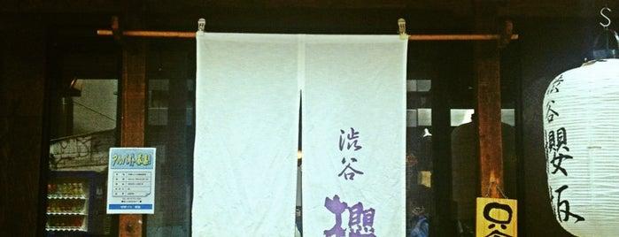 中華ソバ 櫻坂 is one of 東京オキニラーメン.