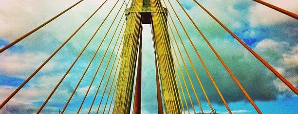 Ponte Rio Negro is one of locais.
