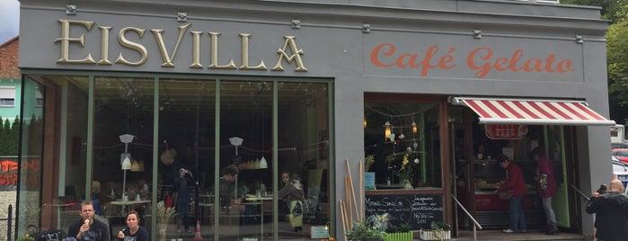 Eisvilla is one of Restaurant.