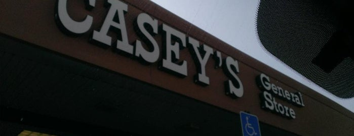 Casey's General Store is one of shop.