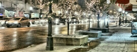 Downtown La Grange is one of favorites.