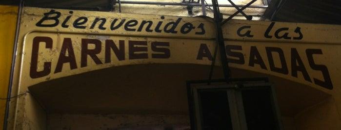 Carnes Asadas 20 de Noviembre is one of Restaurantes que Recomiendo.