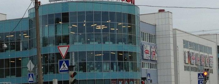 ТК «Ланской» is one of PG.