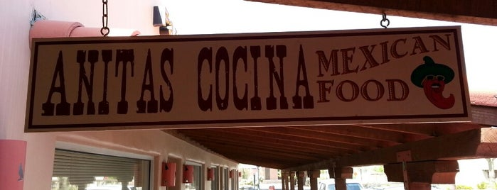 Anita's Cocina is one of Top 10 favorites places in Phoenix, AZ.