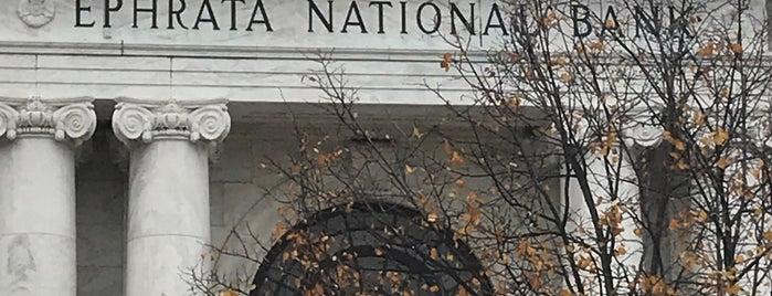 Ephrata National Bank is one of Ephrata; PA.