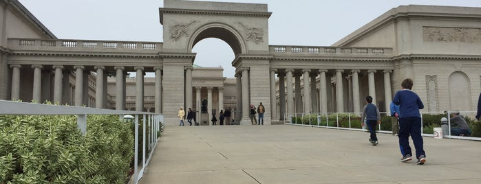 Legion of Honor is one of San Francisco.