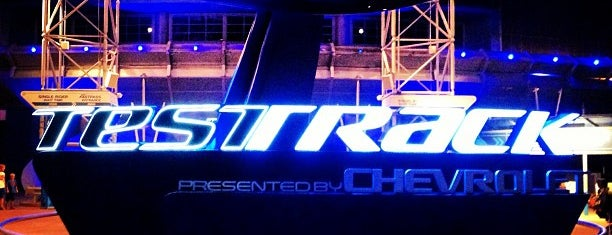 Test Track Presented by Chevrolet is one of Done that.