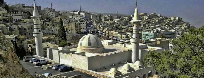 Grand Tafila Mosque is one of Tafila.