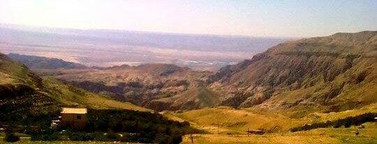 جبل العالي is one of Tafila.