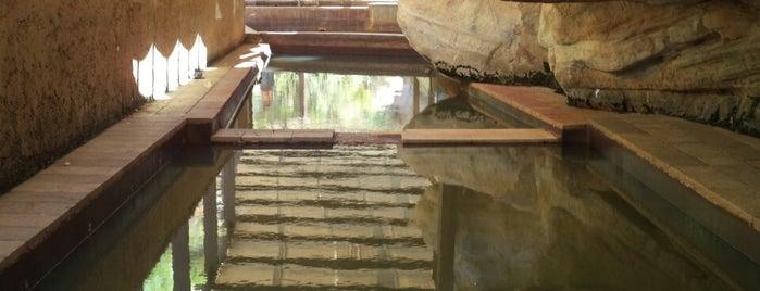 Afra Hot Springs is one of Tafila.