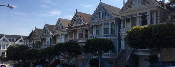 Painted Ladies is one of San Francisco.