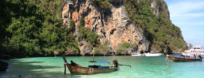 Phi Phi Island is one of Places in the world.