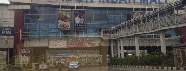 Pondok Indah Mall is one of Jakarta. Indonesia.