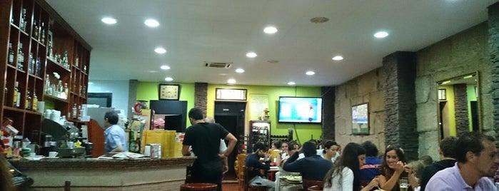 Bar Atrevido is one of Pontevedra.