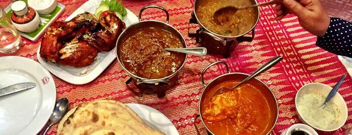 Akbar is one of Enjoy eating ;).