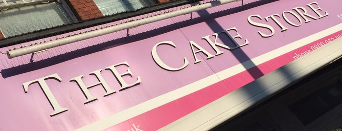 The Cake Store is one of Crystal palace & Sydenham.