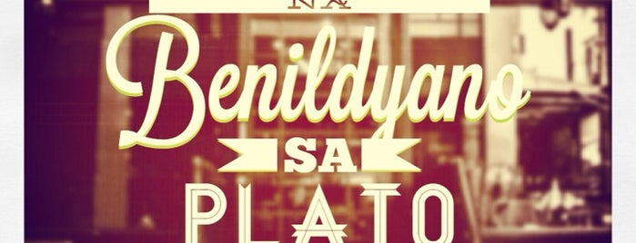 Plato Bar & Restaurant is one of Manila.