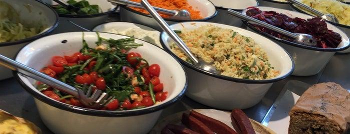 Splendid Delikatessen is one of Testen: Essen.
