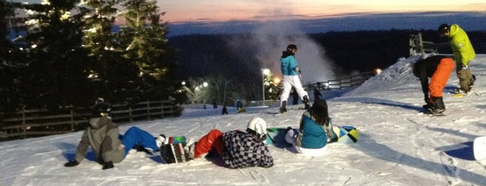 Lakeridge Ski Resort is one of Skiing.