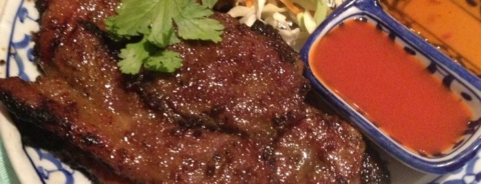 Berkeley Thai House is one of Restaurants.