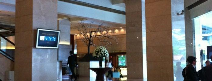 Sofitel Plaza Hotel is one of Hoteles en que he estado.