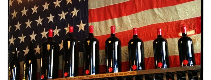 Bounty Hunter Wine Bar & Smokin' BBQ is one of The 15 Best Places with Good Service in Napa.
