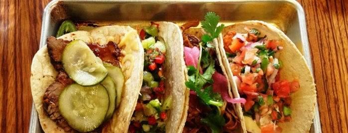 Bodega Taco Bar is one of CT Food to Try (casual).