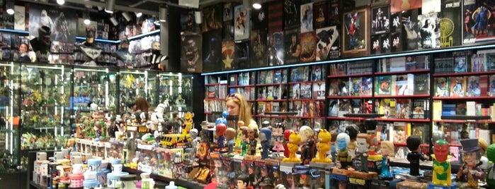 Comics Point is one of Praha.