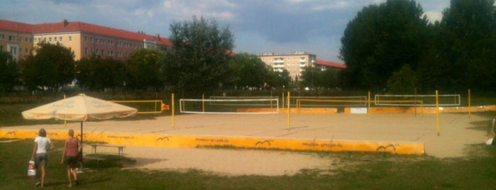 City Beach Volleyball is one of Best sport places in Berlin.