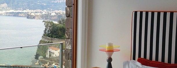Hotel La Minervetta is one of Naples, Capri & Amalfi Coast.