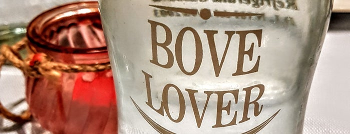 Bove Lover is one of Near home.