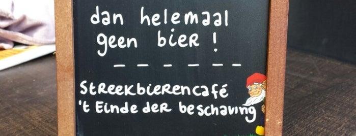 't Einde der Beschaving is one of Gent.