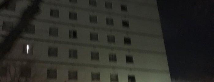 コンフォートホテル郡山 is one of 行った所&行きたい所&行く所.