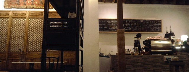 Rustic Heritage Cafe is one of Cafe Hop PG.